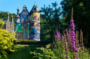 _media_63986_1495 265 Ayrshire, Largs, Kelburn Castle, exterior