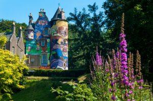 _media_63986_1495 265 Ayrshire, Largs, Kelburn Castle, exterior
